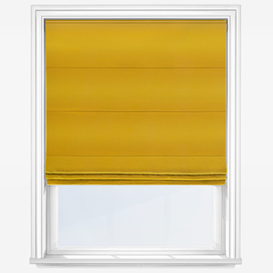 Touched By Design Norway Ochre Roman Blind
