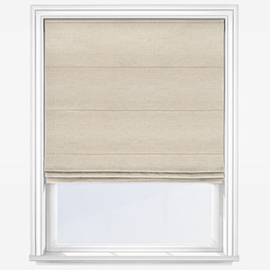Touched by Design Panama Natural Roman Blind
