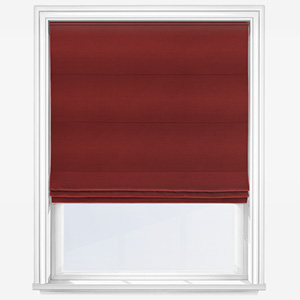 Touched by Design Panama Ruby Roman Blind