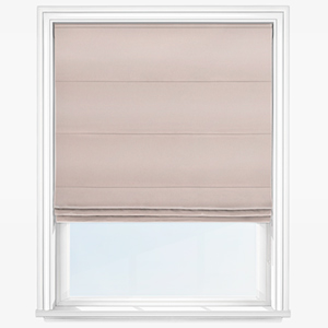 Touched By Design Soft Recycled Blush Roman Blind