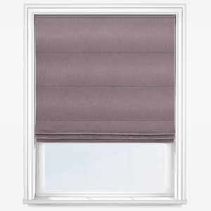 Touched By Design Turin Heather Roman Blind