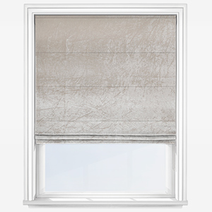 Touched By Design Venice Champagne Roman Blind