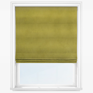 Touched By Design Verona Olive Roman Blind