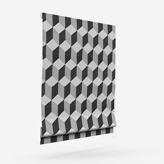 Prestigious Textiles Cube Jet roman