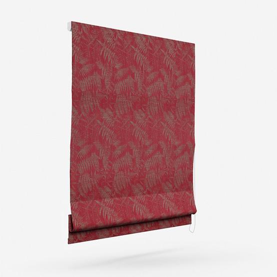 Prestigious Textiles Harper Cranberry roman