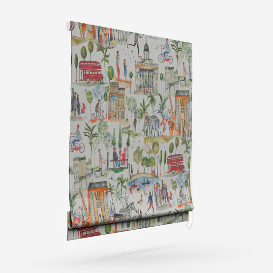 Prestigious Textiles Out and About Paintbox roman
