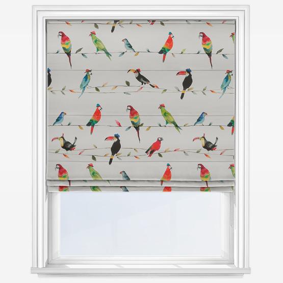 Prestigious Textiles Toucan Talk Paintbox roman