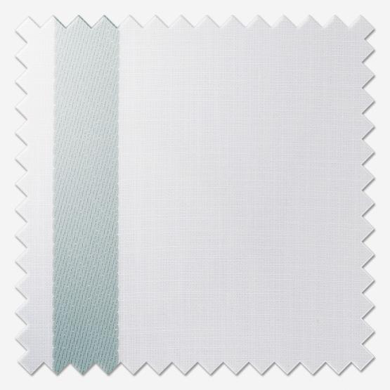 Casadeco Ohio Tissus Rayure Bleu roman
