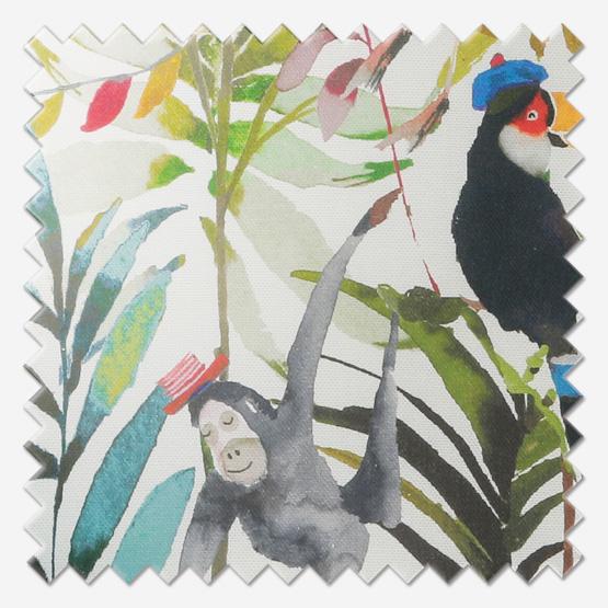Prestigious Textiles King of the Jungle Safari roman