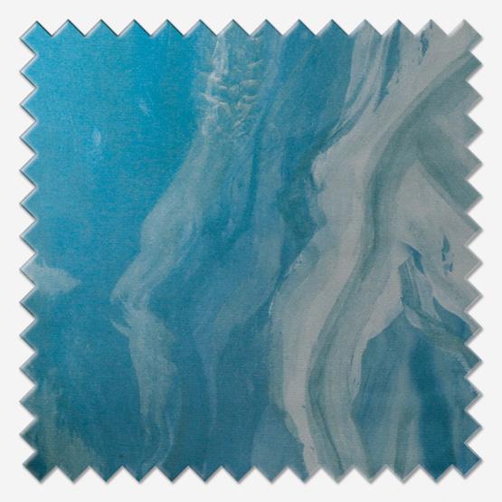 Prestigious Textiles Lava Teal roman