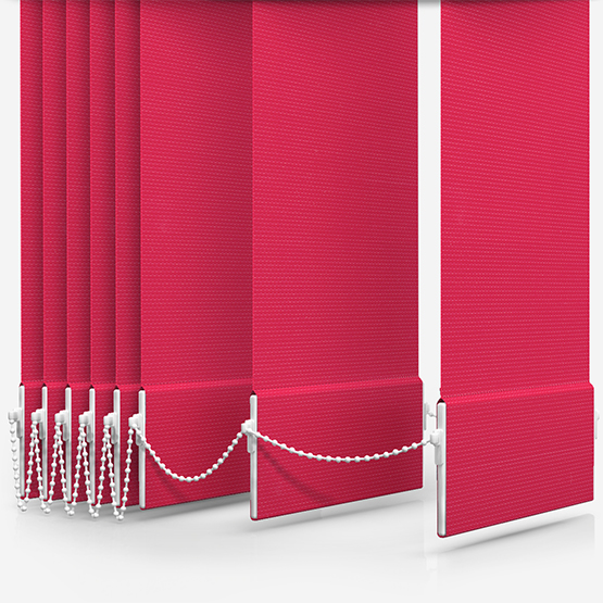 AquaLuxe Flamingo Vertical Blind Replacement Slats
