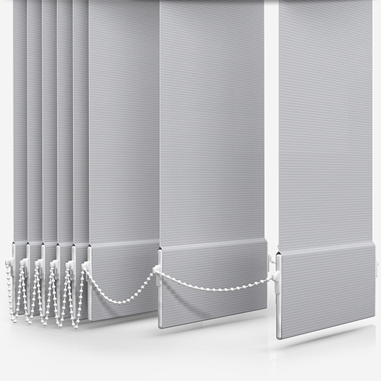 AquaLuxe Lilac Vertical Blind Replacement Slats