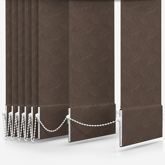 Aspects Windrush Sable Vertical Blind Replacement Slats