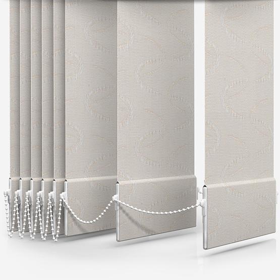 Louvolite Aura Oyster vertical