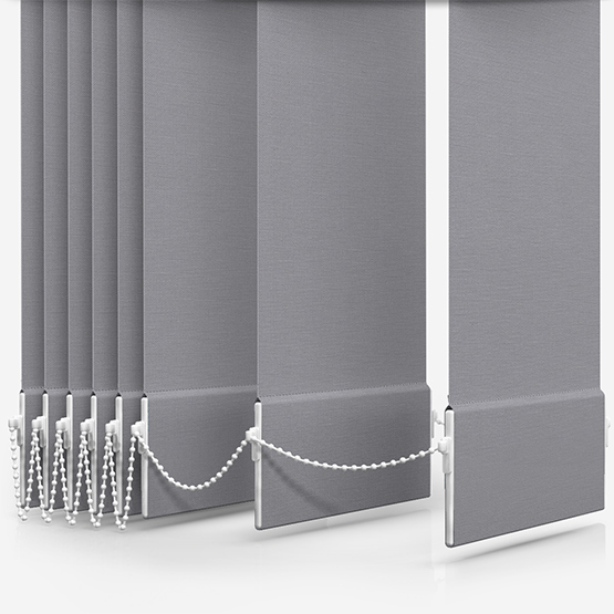 Louvolite Basix Steel Vertical Blind Replacement Slats
