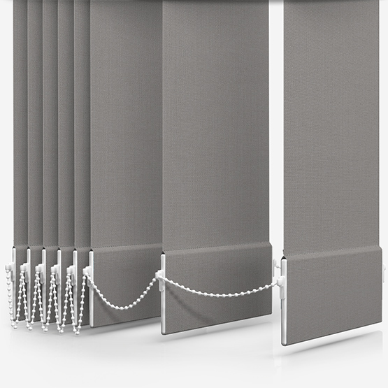 Touched By Design Optima Dimout Light Grey vertical