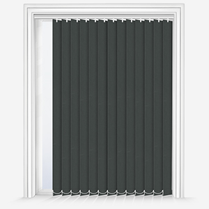 Touched By Design Absolute Blackout Chocolate Vertical Blind