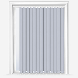 Touched by Design Deluxe Plain Mineral Vertical Blind