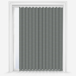 Touched by Design Deluxe Plain Seal Vertical Blind