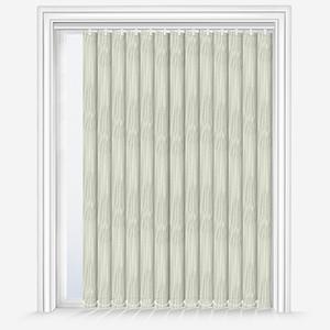 Touched by Design Herringbone Cream Vertical Blind