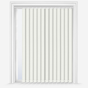 Touched by Design Somerset Cream Vertical Blind