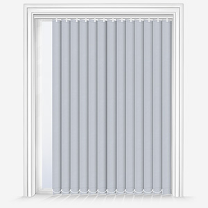 Touched by Design Supreme Blackout Mineral Vertical Blind