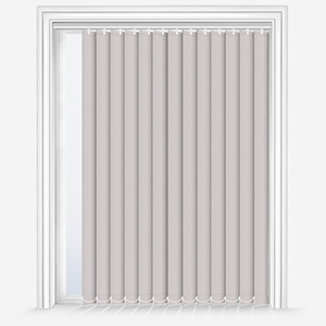 Touched by Design Supreme Blackout Pebble Grey Vertical Blind