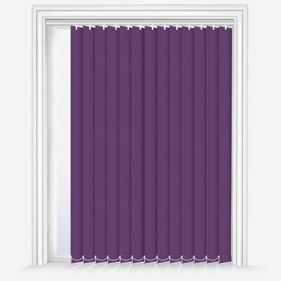 Louvolite Carnival Purple vertical
