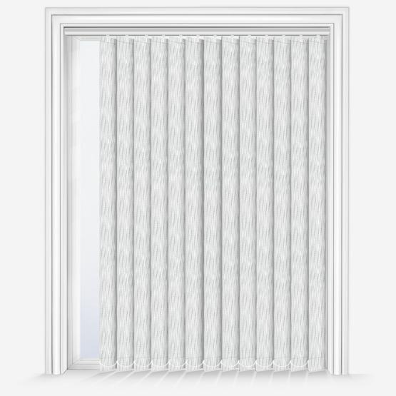 Herringbone White