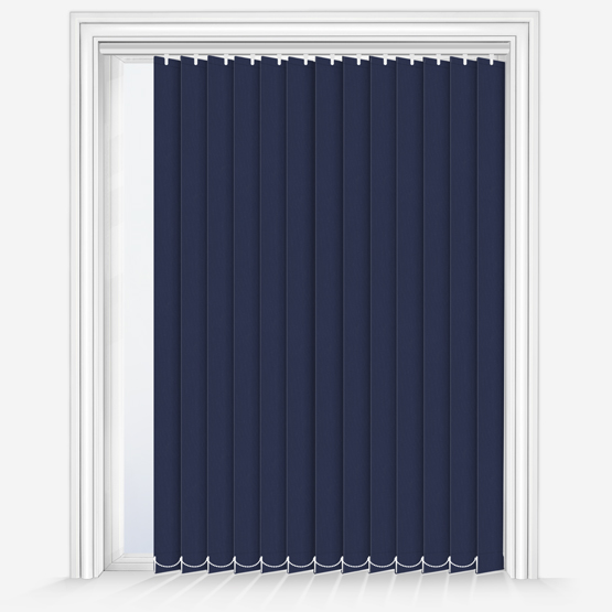 Touched By Design Optima Dimout Navy vertical