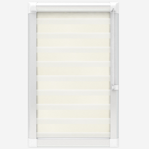 Diffusion Ivory Perfect Fit Day and Night Blind