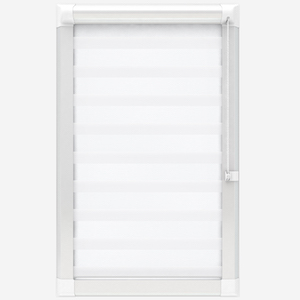Diffusion White Perfect Fit Day and Night Blind