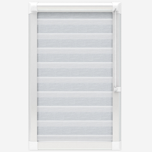 Touched by Design Classic Silver Perfect Fit Day and Night Blind