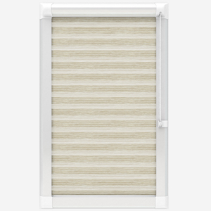Touched by Design Elegance Natural Linen Perfect Fit Day and Night Blind