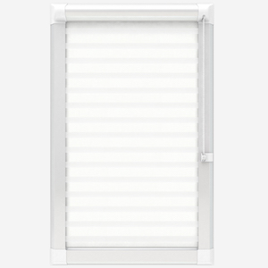 Touched by Design Elegance Warm White Perfect Fit Day and Night Blind